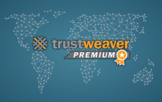 Pagero's global e-business footprint confirmed with TrustWeaver Premium Partnership - Trustweaver logo 1000x450 320x202 - Pagero's global e-business footprint confirmed with TrustWeaver Premium Partnership
