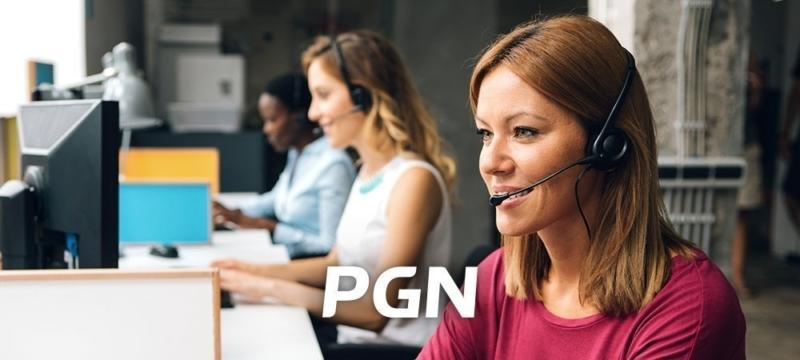 global first line customer support pgn